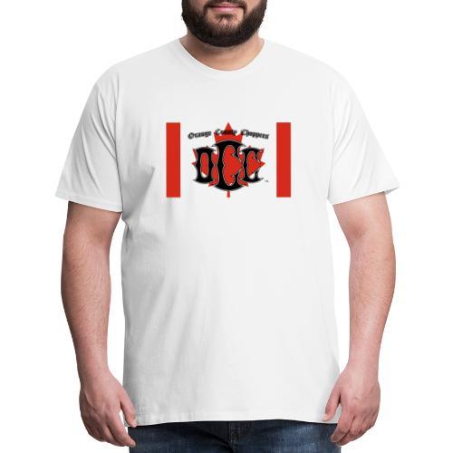 OCC Canada - Men's Premium T-Shirt