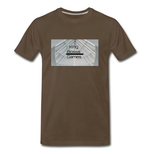 King Bosss Merc - Men's Premium T-Shirt