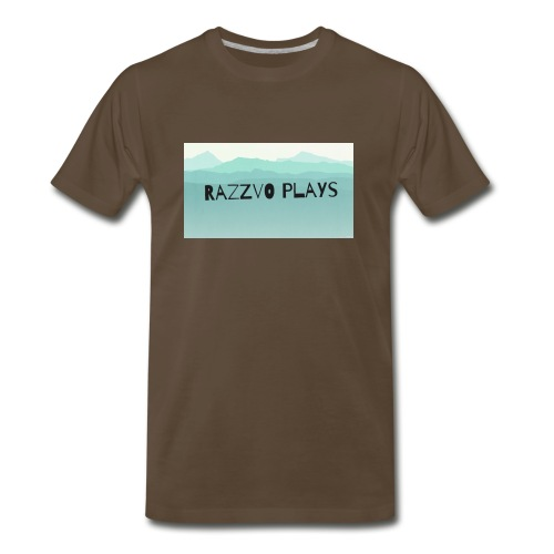 Razzvo Plays - Men's Premium T-Shirt