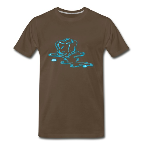 Ice melts - Men's Premium T-Shirt