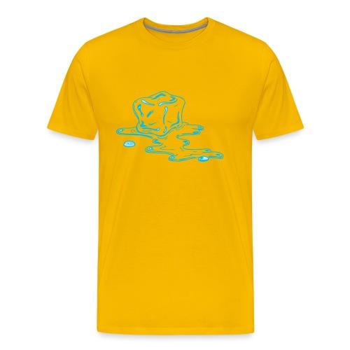 Ice melts - Men's Premium T-Shirt
