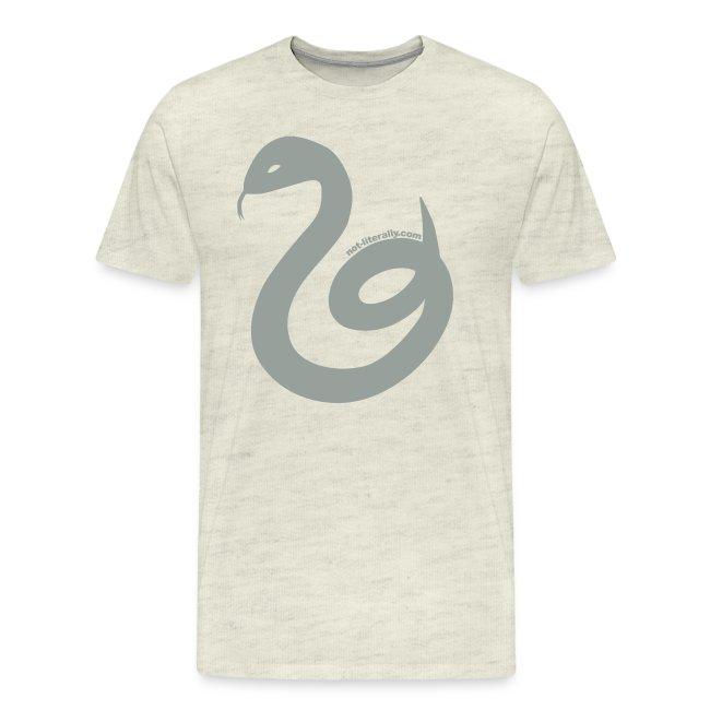 Not Literally Slytherin Logo Large