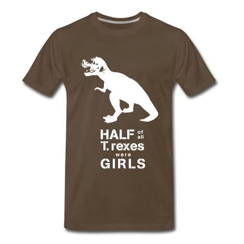 Tyrannosaurus Rex - Men's Premium T-Shirt