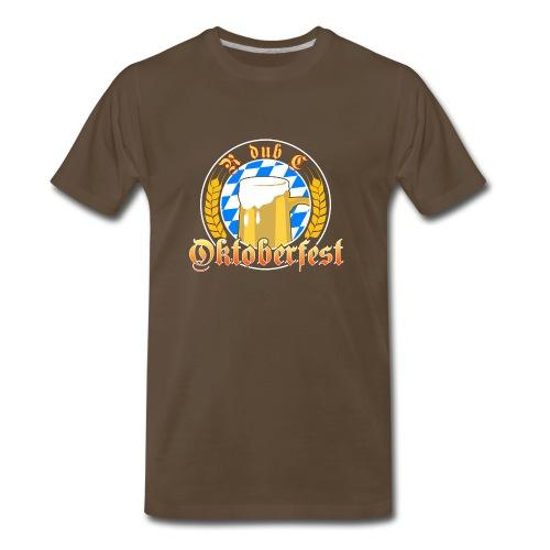 R dub C - Oktoberfest v2 - Men's Premium T-Shirt