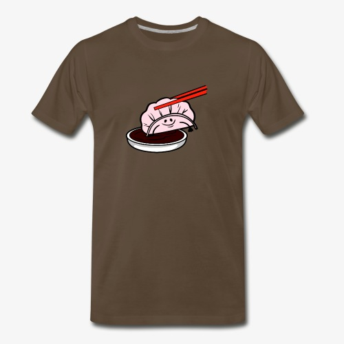 Saucy Shrimp - Men's Premium T-Shirt