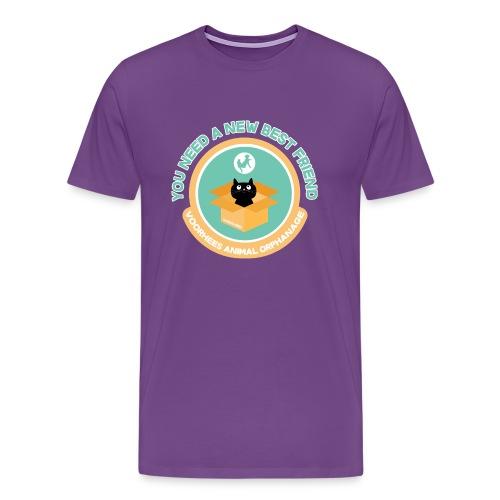 New Best Friend - Men's Premium T-Shirt