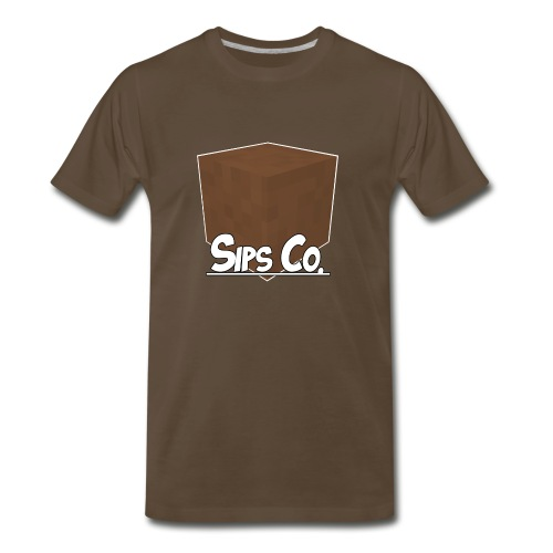 Sipsco Dirt - Men's Premium T-Shirt