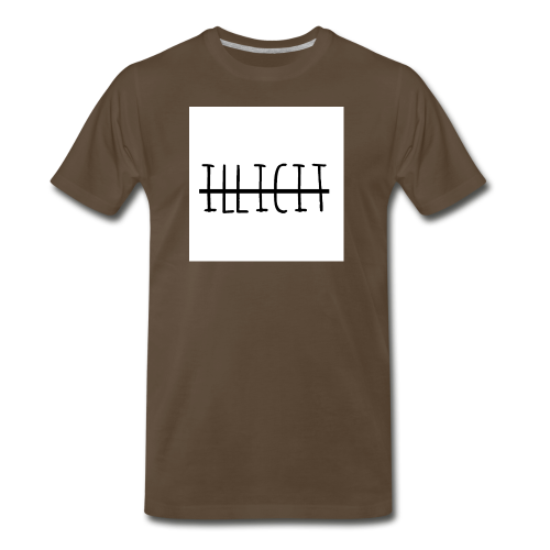 illicit - Men's Premium T-Shirt