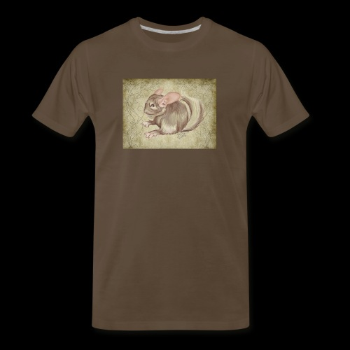 chinchilla TWITCH episode fin episode 5 - Men's Premium T-Shirt