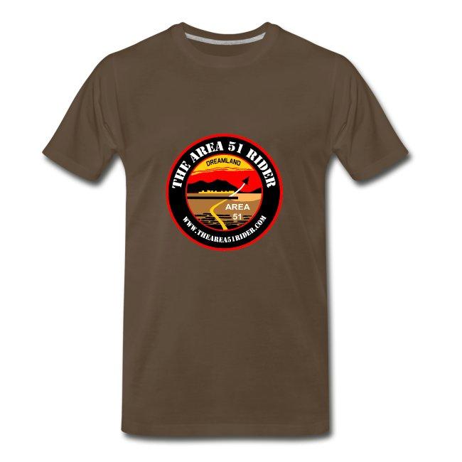 NEW Area 51 Rider Logo