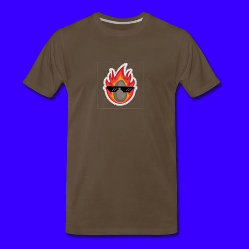 IBlazingPotato - Men's Premium T-Shirt
