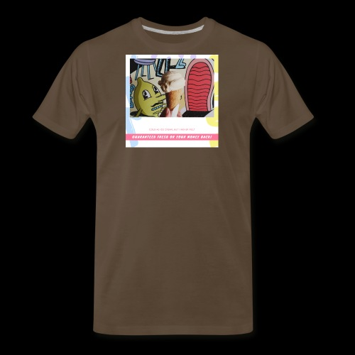 Guaranteed fresh or your money back - Men's Premium T-Shirt
