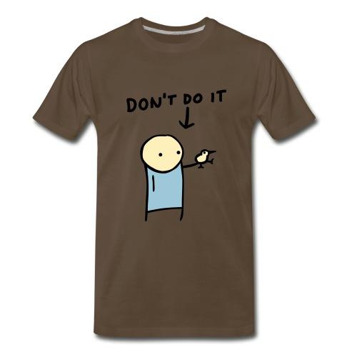 kiwi - Men's Premium T-Shirt