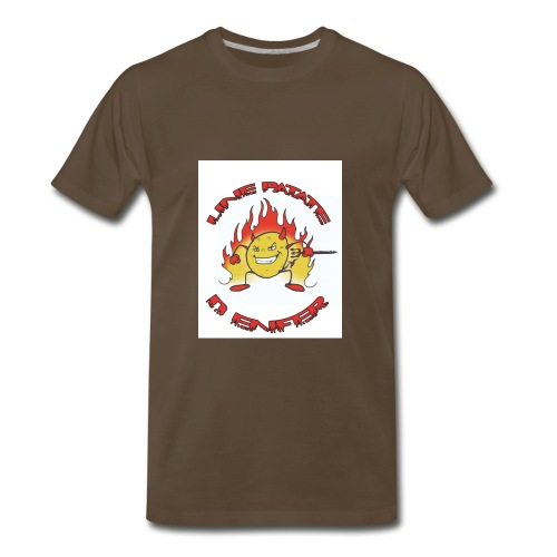 Une patate d' Enfer - Men's Premium T-Shirt