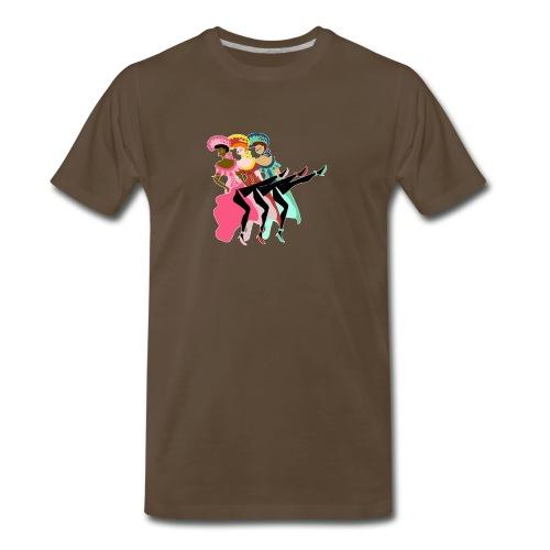 Third Day of Christmas - Men's Premium T-Shirt