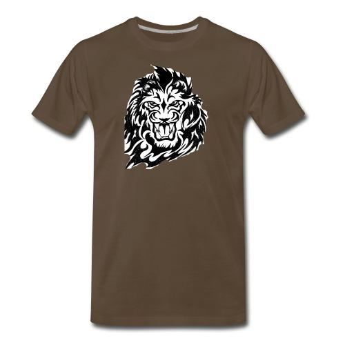 DP Branded-Lion - Men's Premium T-Shirt