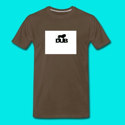 DuB Lion - Men's Premium T-Shirt