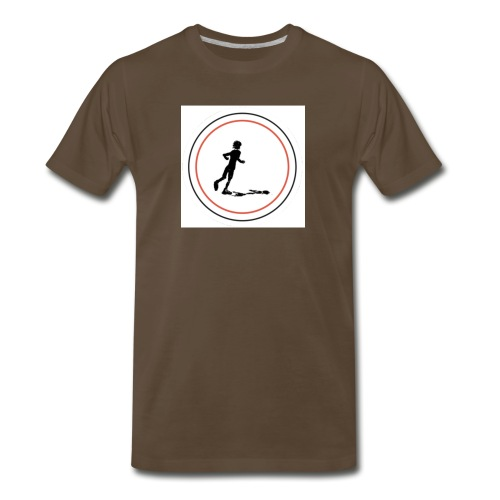 Keep On Running - Men's Premium T-Shirt
