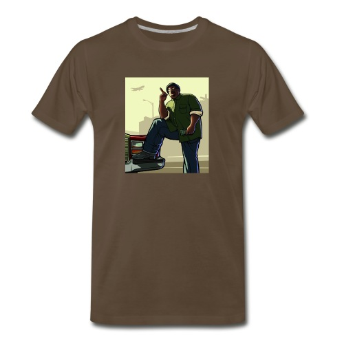 Big Smoke Sa - Men's Premium T-Shirt