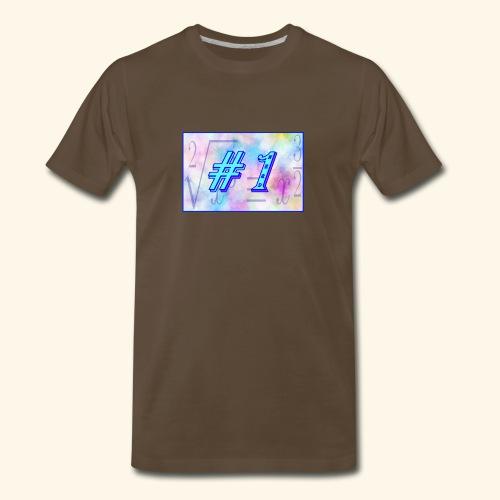 Top Nerd - Men's Premium T-Shirt