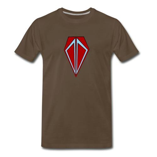 Mining Bros Logo - Men's Premium T-Shirt