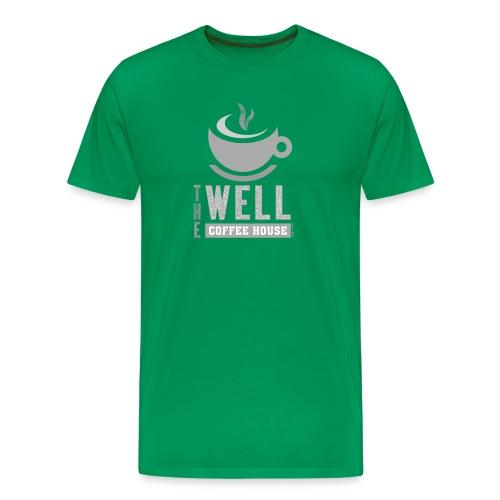 TWCH Verse Gray - Men's Premium T-Shirt