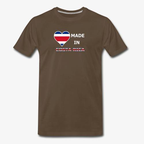 Costa Rica 2 - Men's Premium T-Shirt