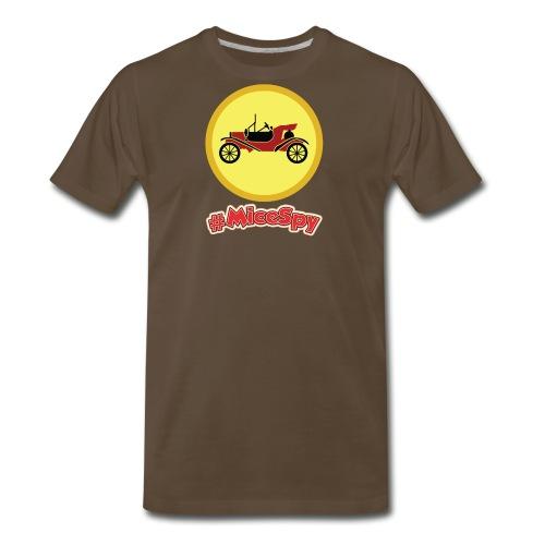 Mr. Toad Motorcar Explorer Badge - Men's Premium T-Shirt