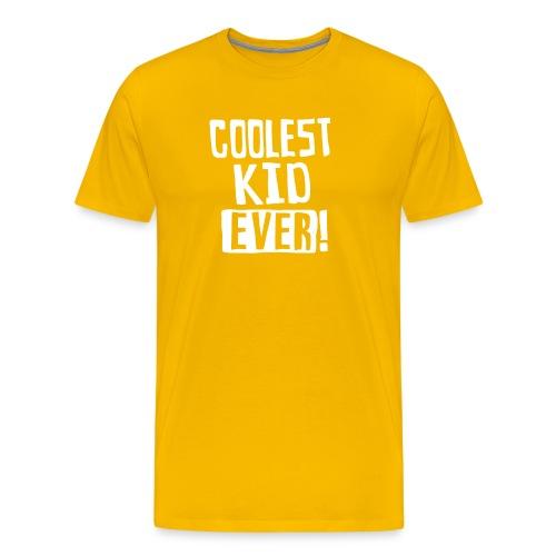 Coolest kid ever - Men's Premium T-Shirt