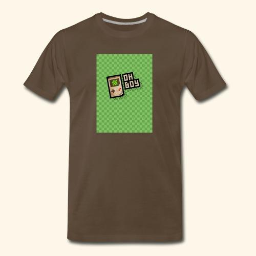 oh boy handy - Men's Premium T-Shirt