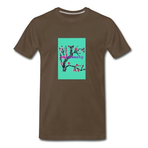 4OUR2WENTY TEE - Men's Premium T-Shirt