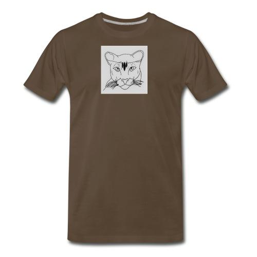 Lioness - Men's Premium T-Shirt