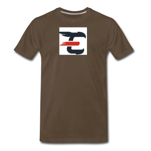 exxendynce logo - Men's Premium T-Shirt