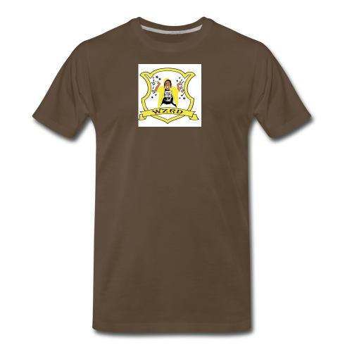 WZRD choo Hogwart - Men's Premium T-Shirt