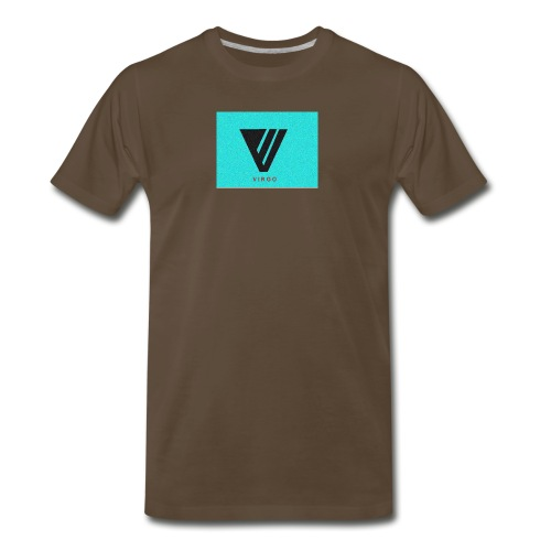 Virgo : Color - Men's Premium T-Shirt