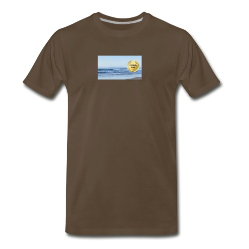 Beach Collection 1 - Men's Premium T-Shirt