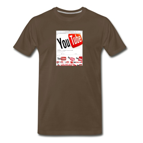 Brady Allaby Vlogs - Men's Premium T-Shirt