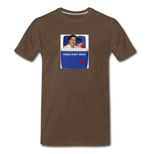 Pablo Esky Bruh - Men's Premium T-Shirt