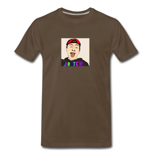 JustCk self drawn by Dazadingo - Men's Premium T-Shirt