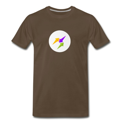 GosuTactics Logo - Men's Premium T-Shirt