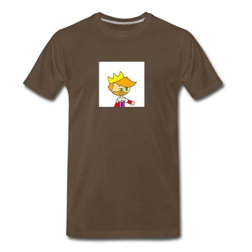 Hopps Logo Portable - Men's Premium T-Shirt