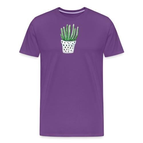 Cactus - Men's Premium T-Shirt