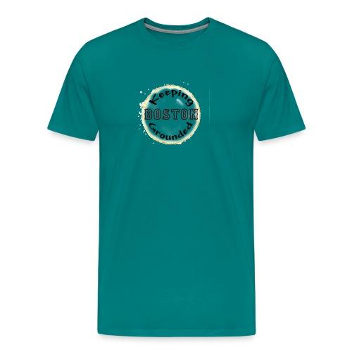keepingbostongrounded - Men's Premium T-Shirt