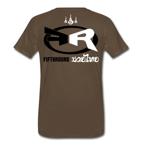 82019 fifth round logo 02 - Men's Premium T-Shirt
