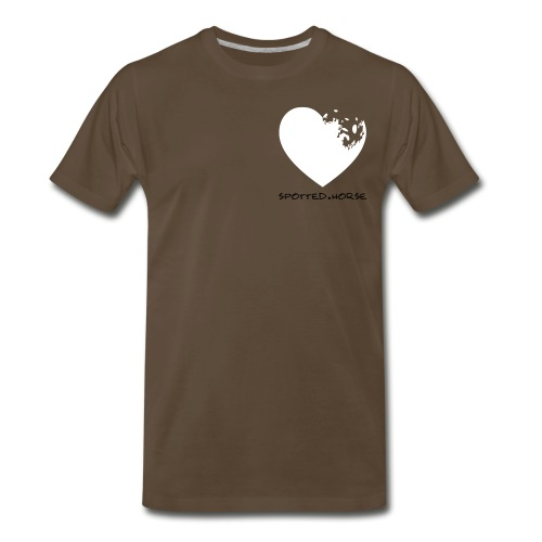 Appaloosa Heart - Men's Premium T-Shirt