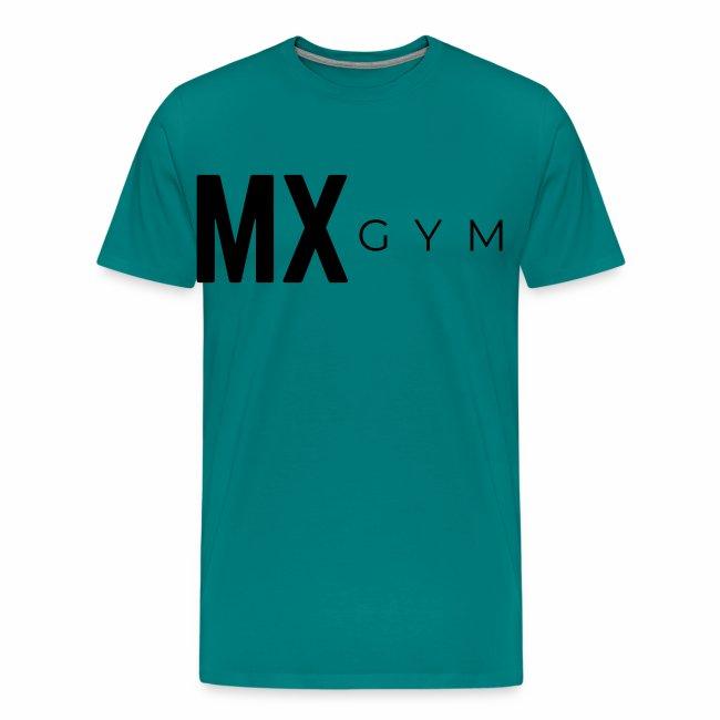 MX Gym Minimal Long Black
