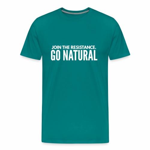 Join the resistence - Men's Premium T-Shirt