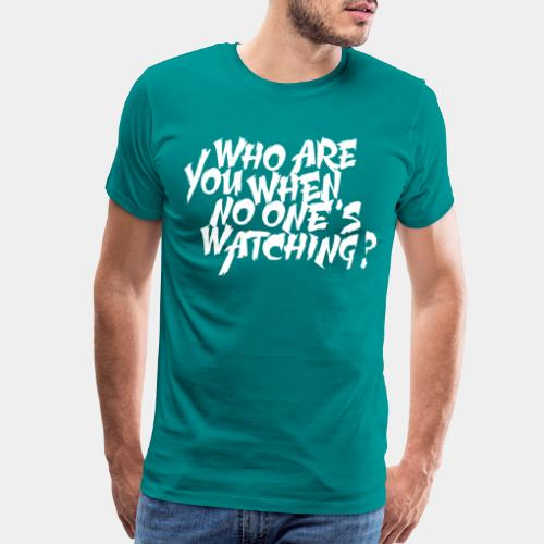 yourself - Men's Premium T-Shirt