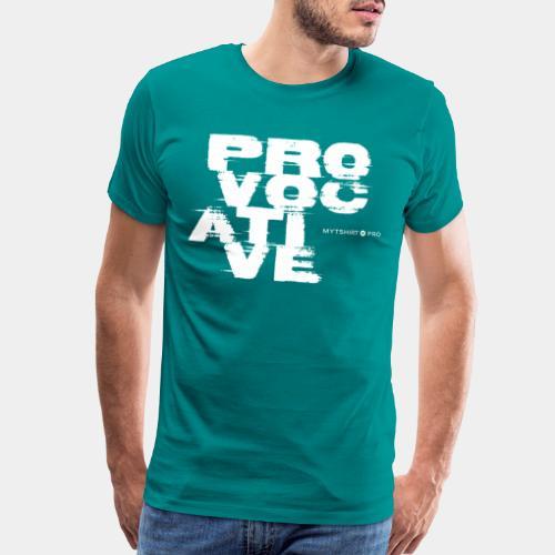 provocative design style - Men's Premium T-Shirt