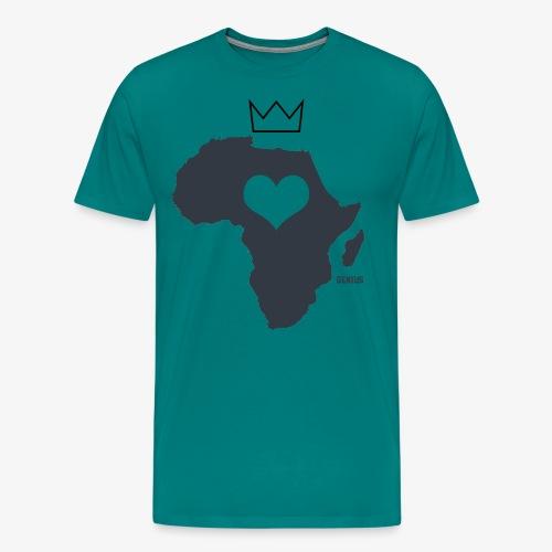 Herat Of Africa - Men's Premium T-Shirt
